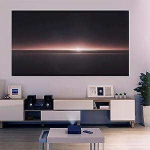 ASUS ZenBeam S2 - Proyector LED Portátil 500 lúmenes (720p ...