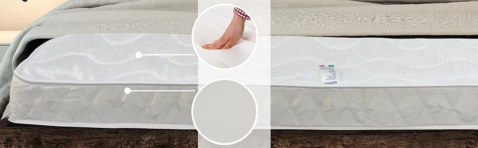 materasso easy H 18 cm