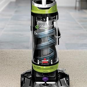 Vacuum, Upright Vacuum, vacuum cleaner, carpet cleaner, pet hair, pet cleanup, multisurface, bagless