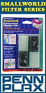 aquarium filter fish bowl cartridge replacements