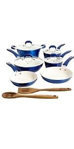 Arlington, Kenmore, cookware, cookware set