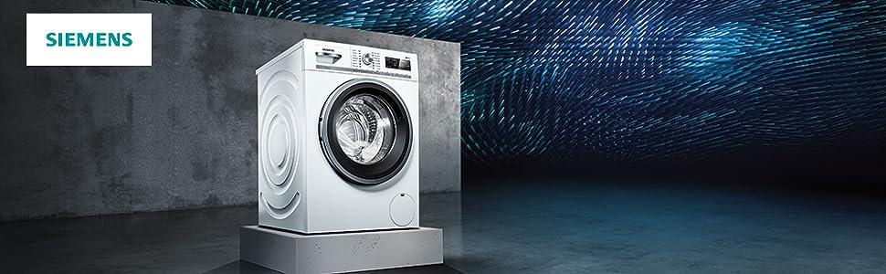 Siemens iQ700 Waschmaschine Frontlader