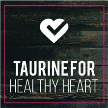 Taurine for Healty Heart