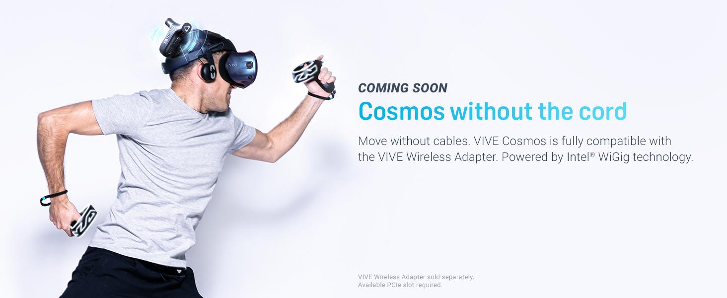 VIVE Cosmos, VIVE Wireless Adapter