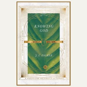 Knowing God by JI Packer Signature Collection IVP