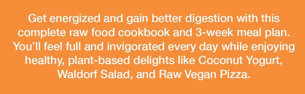 raw food, raw vegan cookbook, vegan books, raw vegan, vegan book, raw diet, plant based diet
