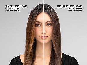 REDKEN Champú Brownlights para cabellos morenos, 300 ml