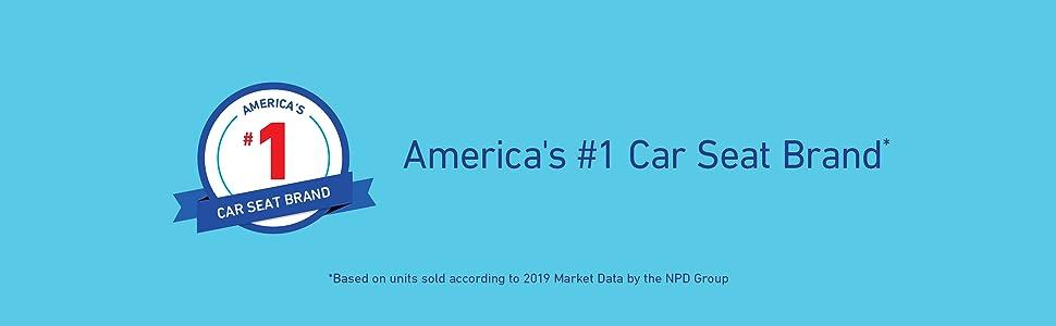 America's #1 Carseat Brand