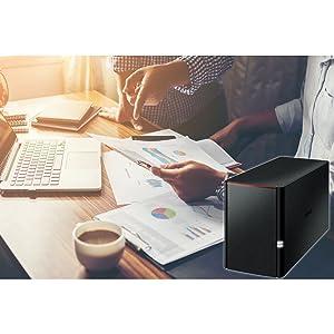 LinkStation, eraStation, soho, smb, storage, nas, network, device