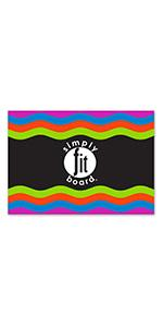 Amazon Com Simply Fit Board Workout Mat Official As Seen