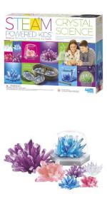 4M deluxe crystal growing kit