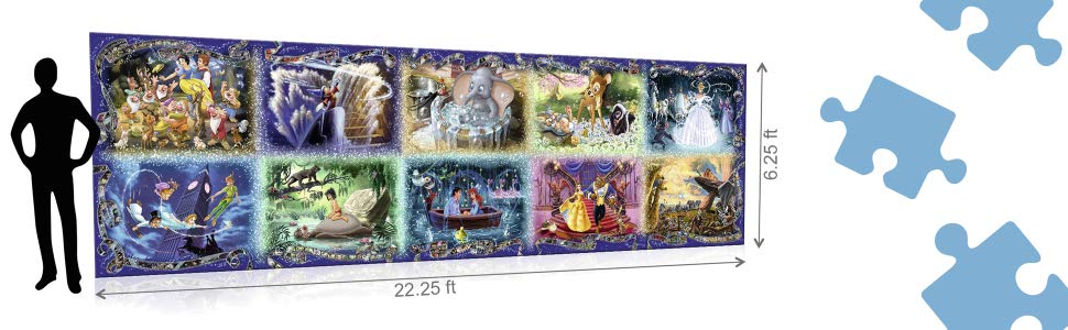 Disney Together Time 400 piece Puzzle