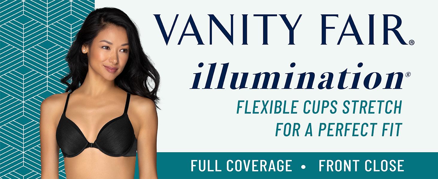 75339, illumination full coverage bra, vanity fair