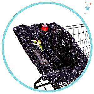 j.l. childress, disney baby, MaxiCOOL, 4 bottle cooler, insulated, cooler, feeding, bottles, snacks