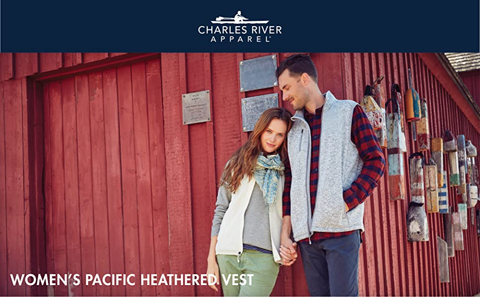 Heathered Vest