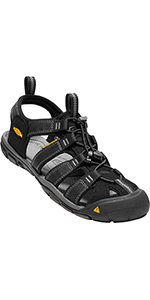 men's clearwater cnx closed toe outdoor sandal