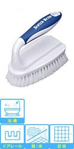 3M お風呂掃除 ブラシ ハンディM スコッチブライト バスシャイン B-554