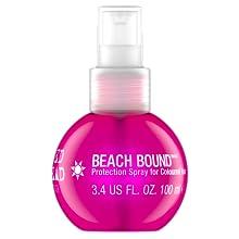 Tigi letto testa letto spiaggia legato protezione spray proteggere il calore sabbia secca riparazione UV sole dannoso