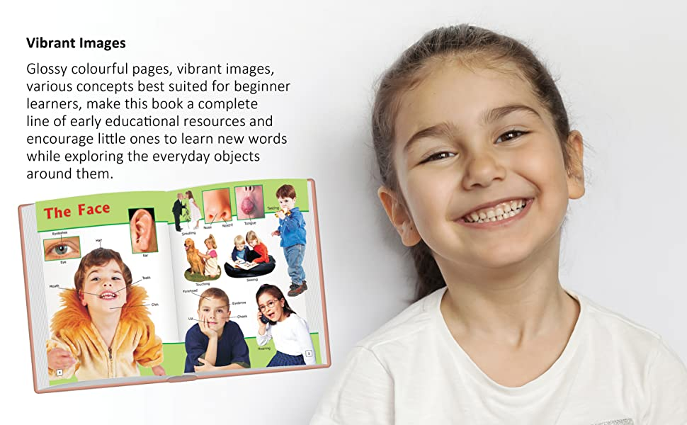 fun with words, word books, word bank, First word, Dreamland Publications