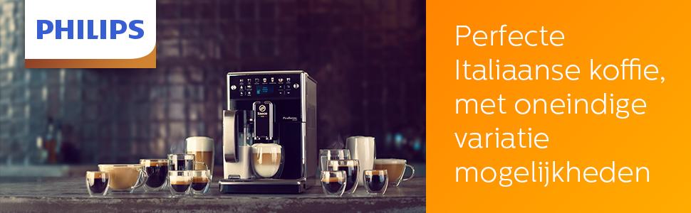 Philips Volautomatische espressomachines Saeco PicoBaristo SM5570/10