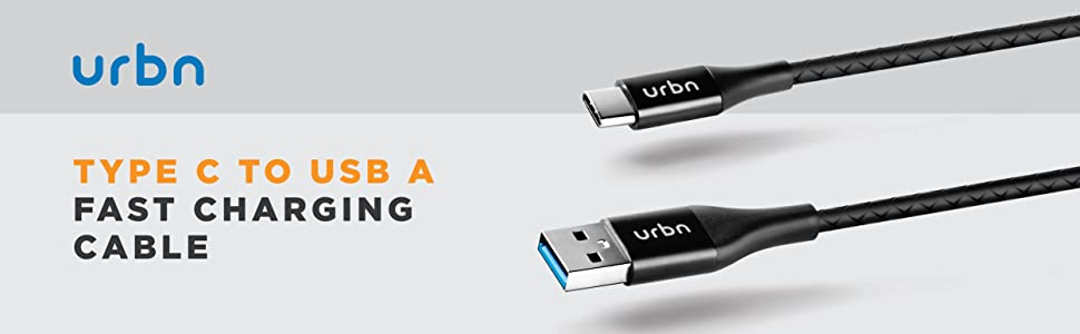 type c cables urbn