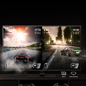 lg monitor, monitor, 4k monitor, 43UN700, gaming monitor