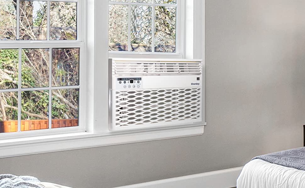 Window air conditioner, cooling ac window air conditioner unit for apartment bedroom living room