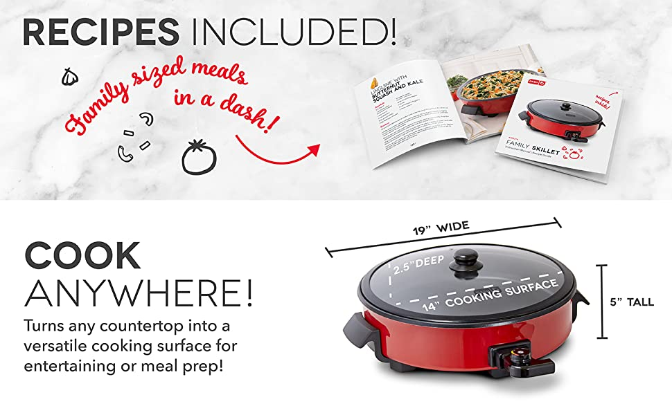 skillet, family, entertaining, large meals, healthy, big, thanksgiving