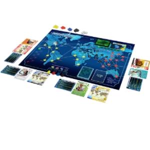 Z-man Games España Pandemic, Multicolor (ZM7101ES): Amazon.es ...