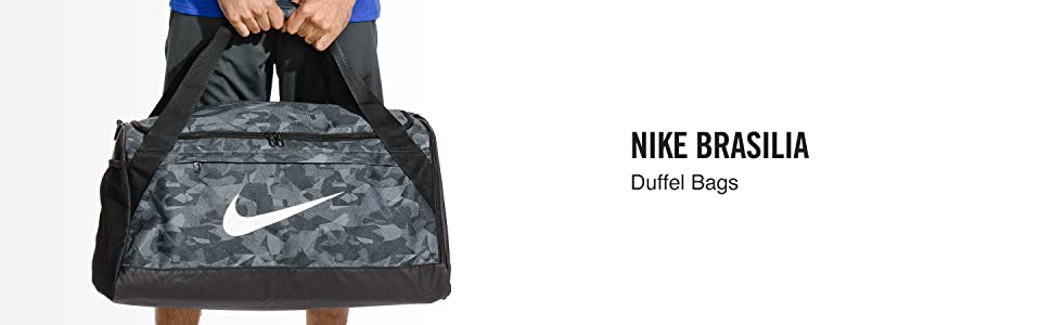 nike duffle bag workout bag