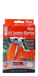 SOL All Season Blanket