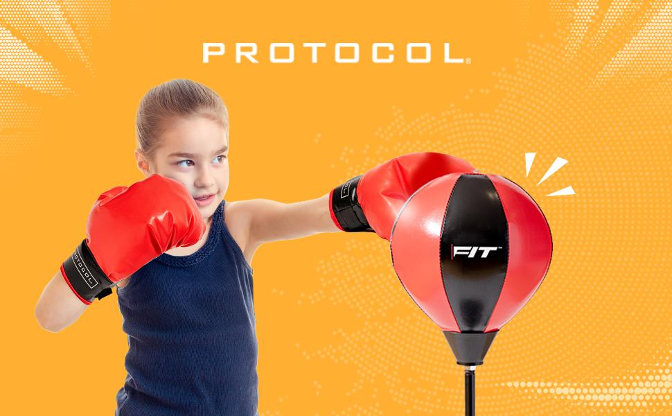 protocol kid's boxing set