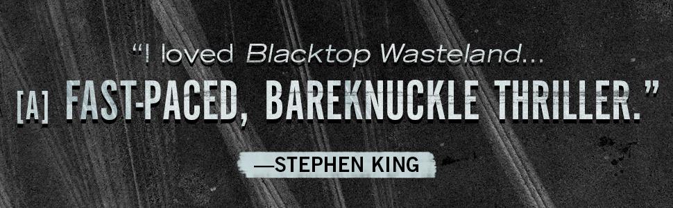 Blacktop Wasteland S. A. Cosby