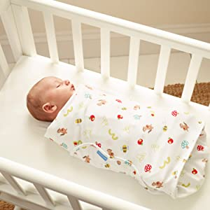 Swaddle Gro hip healthy