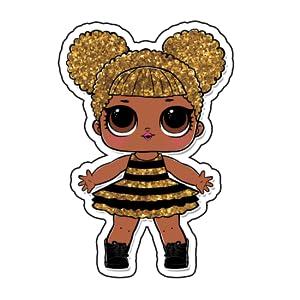queen bee lol surprise