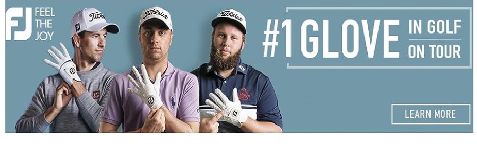 #1 Glove in Golf
