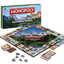 Monopoly: National Parks