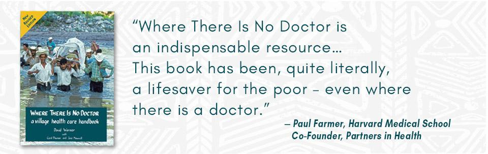 Where there is no doctor a village health care handbook revised from the publisher fandeluxe Choice Image