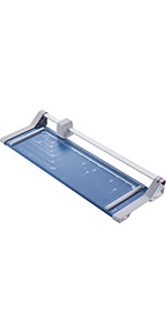 dahle 508, trimmer, paper trimmer, paper cutter, rotary trimmer, dahle
