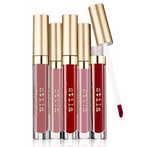 Amazoncom Stila Stay All Day Liquid Lipstick Caramello Neutral