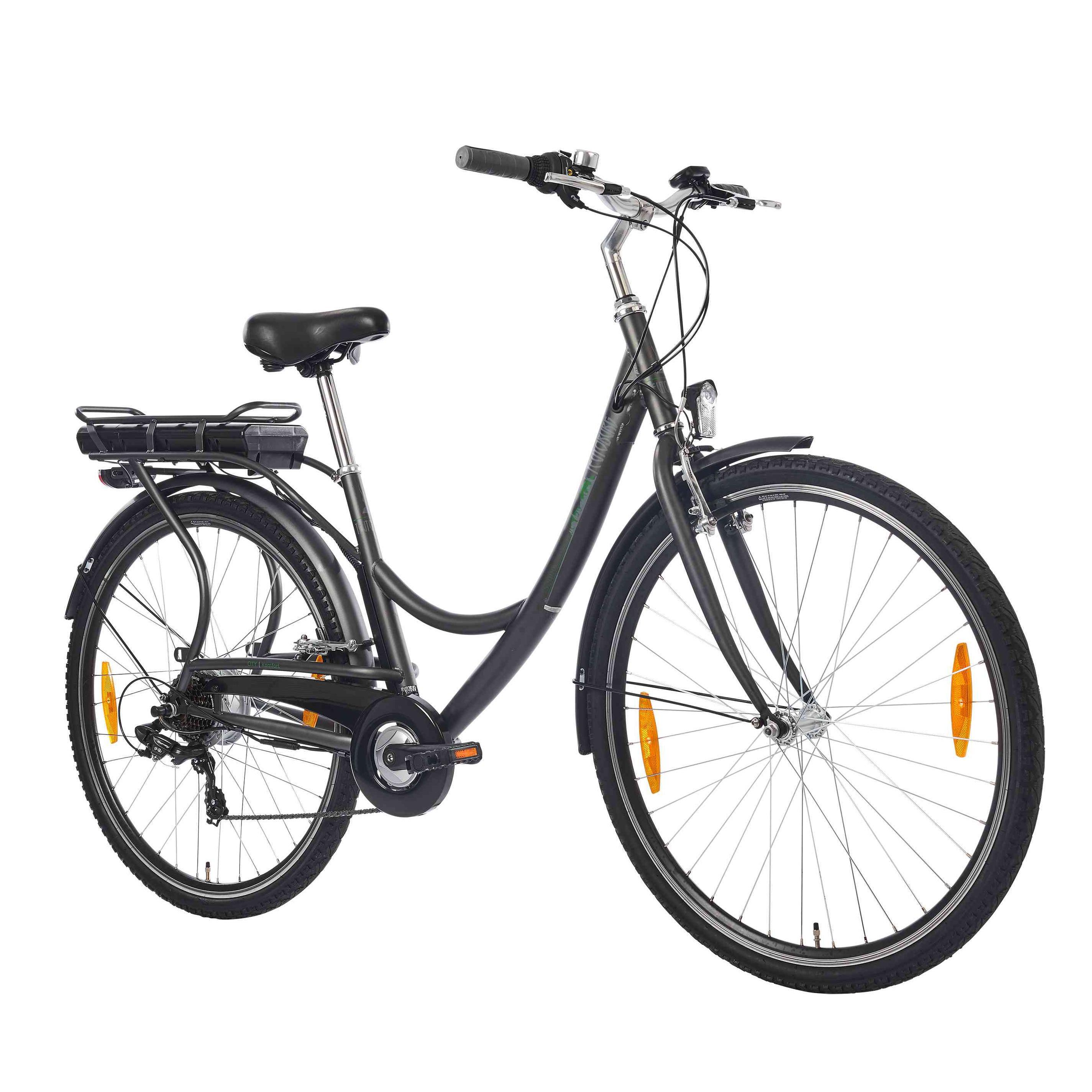 teutoburg senne pedelec citybike leicht elektrofahrrad 28. Black Bedroom Furniture Sets. Home Design Ideas
