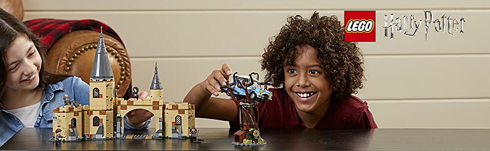 Harry Potter Toys;Construction toys;Harry Potter the Chamber of Secrets;Harry Potter building kit
