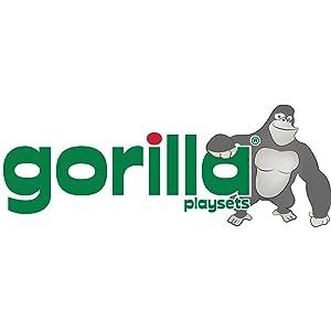 Gorilla Playsets brand logo