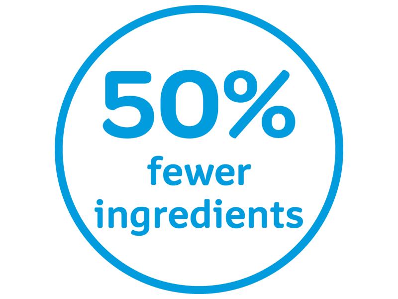 Johnson's Baby Aloe & Vitamin E Powder 50% Fewer Ingredients