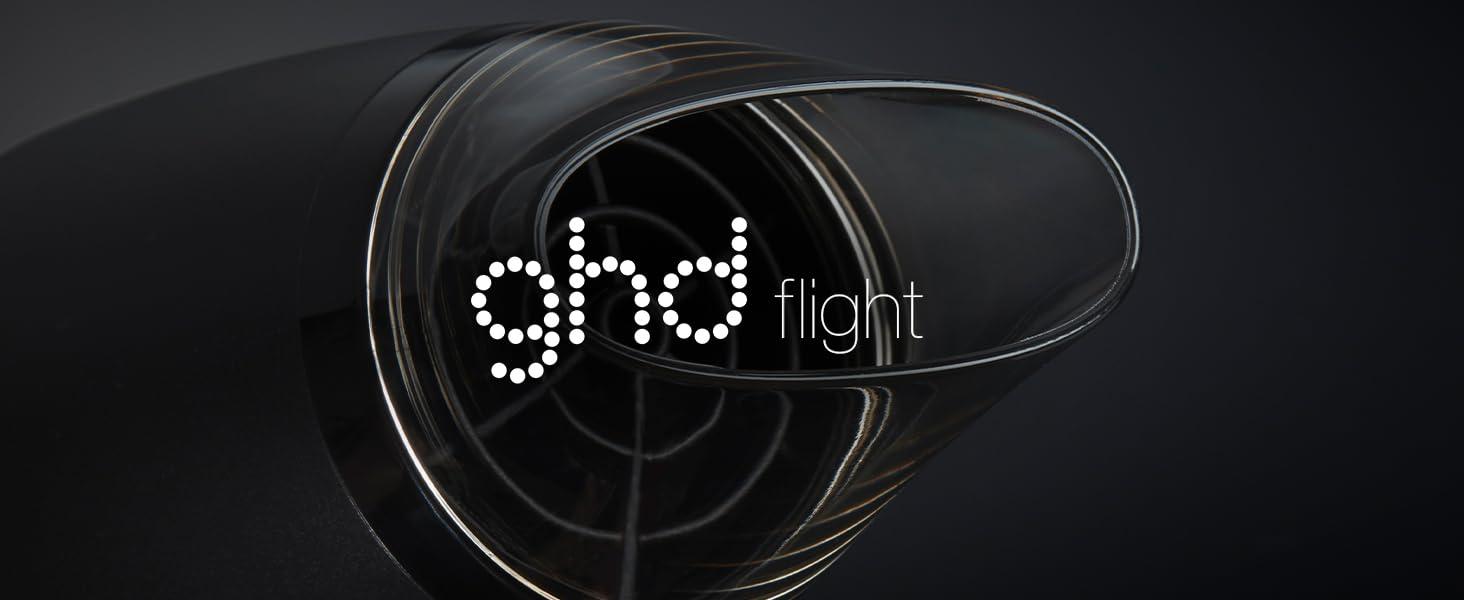 ghd Flight Travel Hair Dryer, travel blow dryer, lightweight hairdryer, professional hair dryer