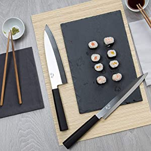 3 Claveles Cuchillo Tokyo YANAGIBA 24 cm. D 3C
