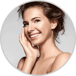 Restores skin's normal pH