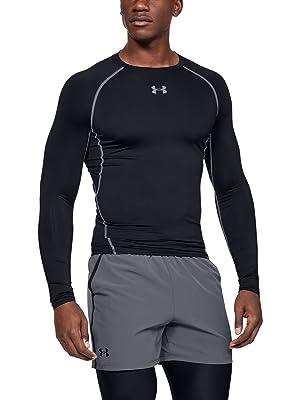 Under Armour UA HeatGear Armour maglietta uomo compressione