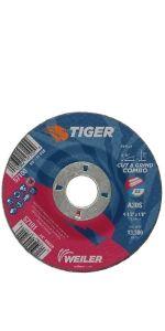 Tiger AO Combo Wheels