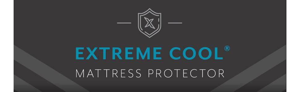 SensorPEDIC Extreme Cool Mattress Protector King White Soft-Tex 90084